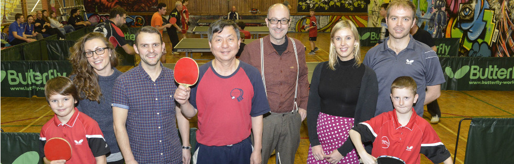 Brighton City Table Tennis Club