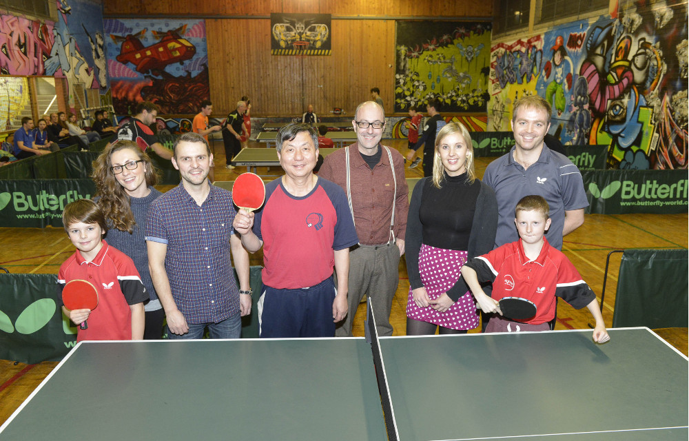 Brighton City Table Tennis Club