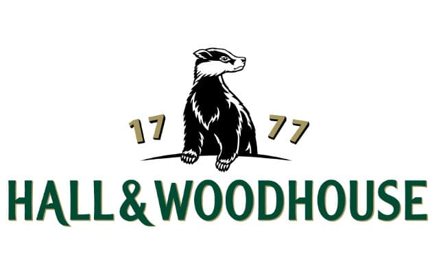 This is the Hall & Woodhouse logo